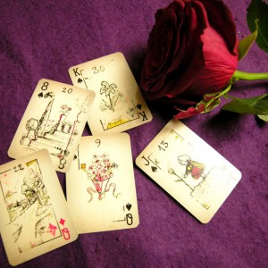 Mini Palimpsest Lenormand – pod edition