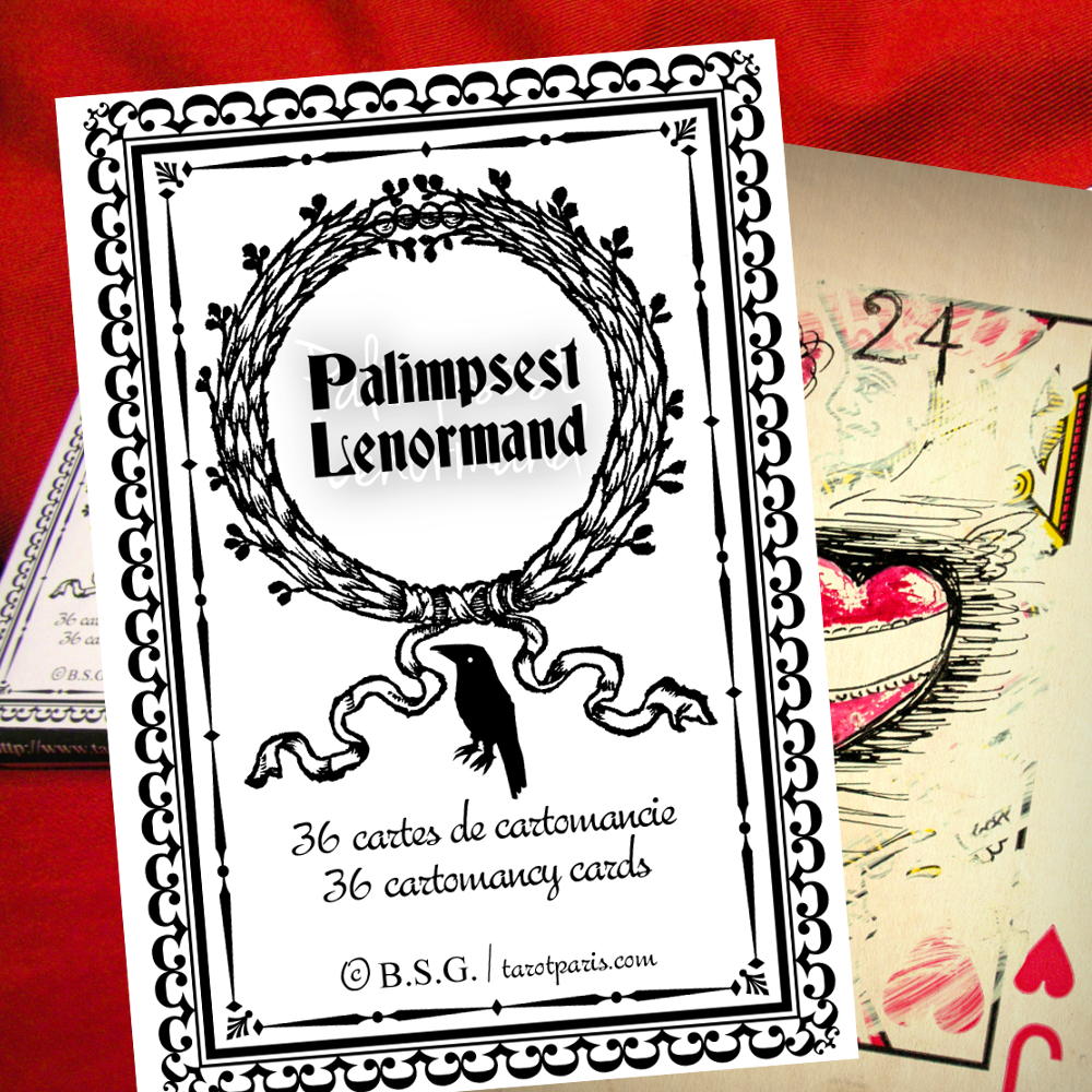 """4 thoughts on """"36 Lenormand Cards and their meanings I learnt and liked"""""""