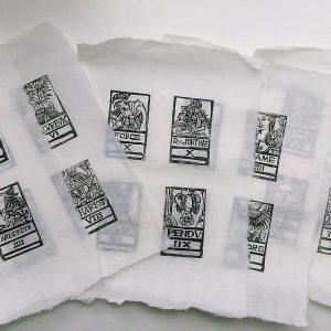 Triomphes de Paris sheets set – complete set, unmounted